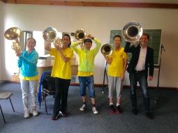 Tuba teacher, Royal Conservatory The Hague SvJT