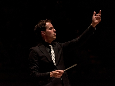 Mahler 1, Koninklijk Conservatorium Den Haag.